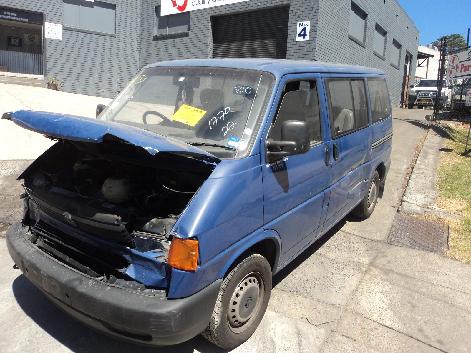 View Auto part Airbag Assembly Volkswagen Transporter 1999